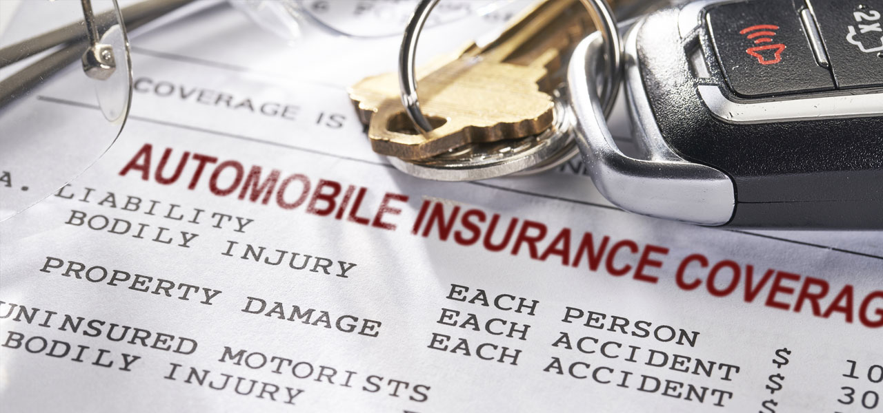 insurance coverage for car accidents