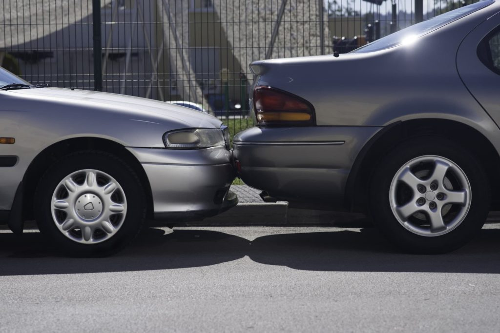A fender bender may still result in needing a car accident attorney.